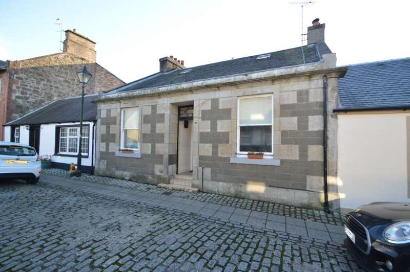 2 Bedrooms Cottage House for sale in Seagate, Irvine, North Ayrshire, KA12 8RH