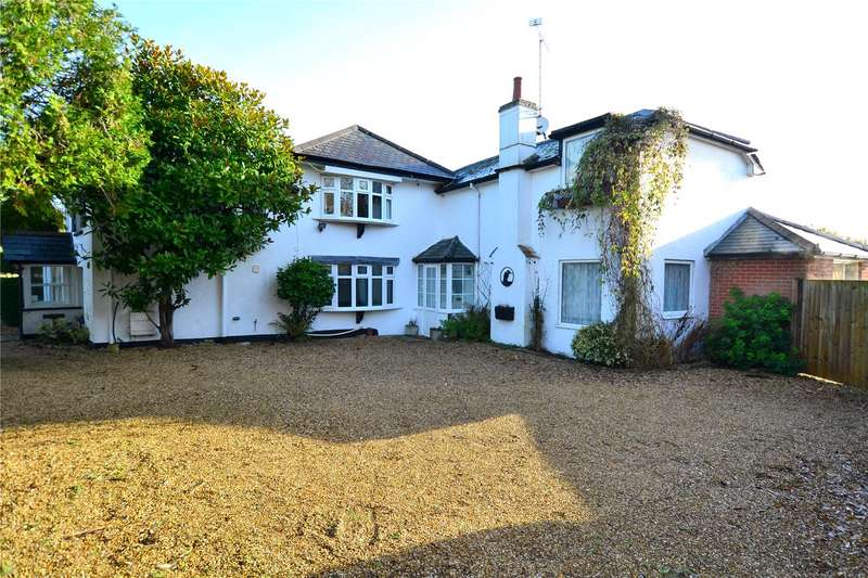 5 Bedrooms House for sale in The Bridges, Ringwood, Hampshire, BH24