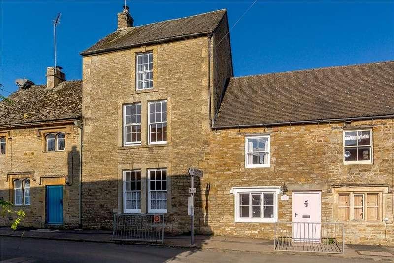 4 Bedrooms Terraced House for sale in Oddington, Moreton-in-Marsh, Gloucestershire, GL56