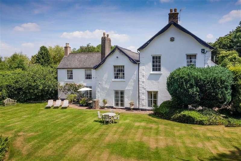 19 Bedrooms Detached House for sale in Kings Nympton, Umberleigh, Devon, EX37