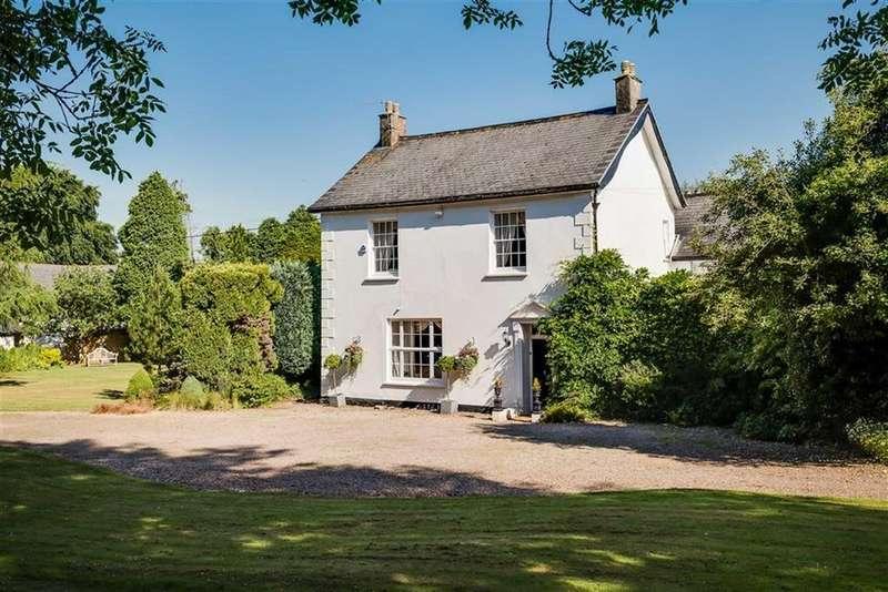 16 Bedrooms Detached House for sale in Kings Nympton, Umberleigh, Devon, EX37