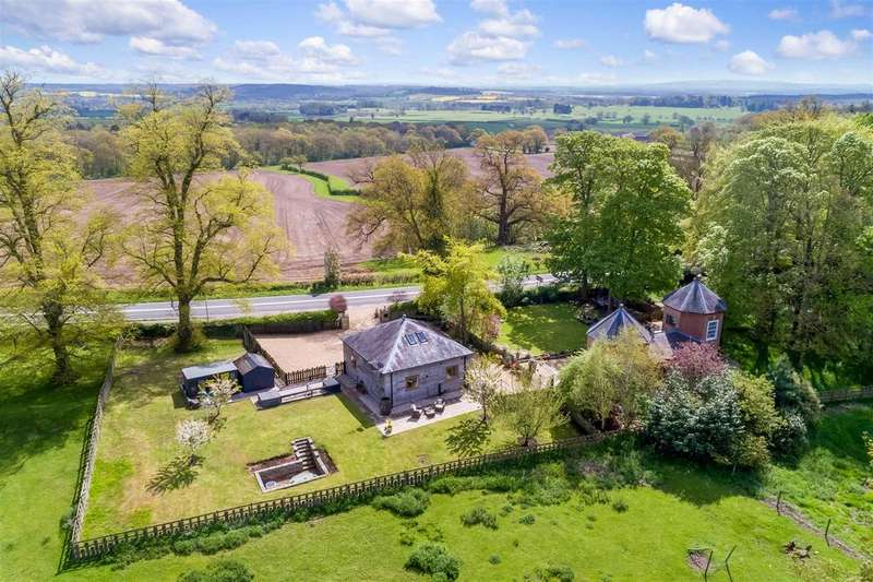 4 Bedrooms Detached House for sale in Evesham Road, Cookhill, Alcester, Worcestershire