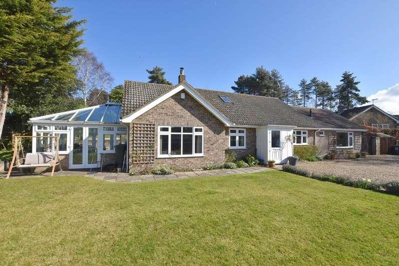 4 Bedrooms Detached House for sale in Uplands Park, Sheringham