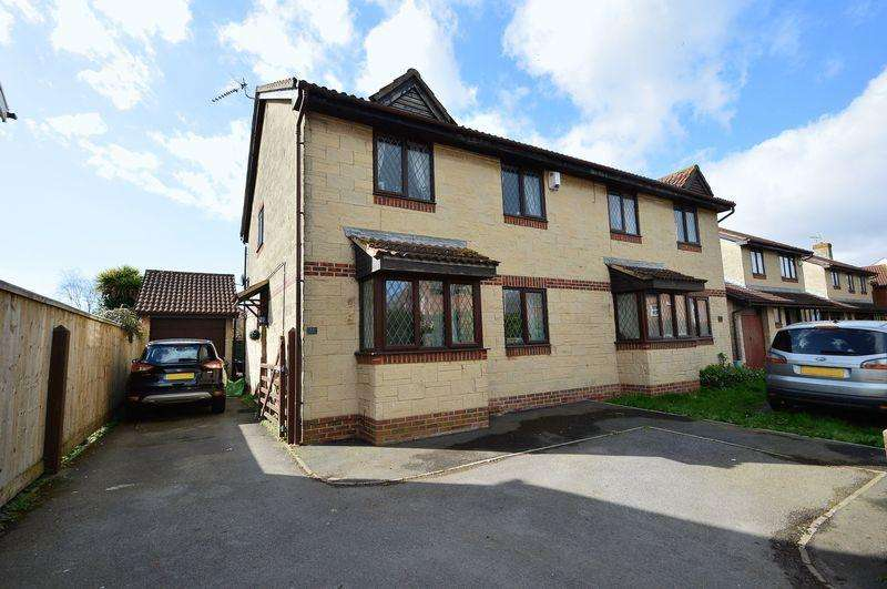 4 Bedrooms Semi Detached House for sale in Level to Yatton village centre