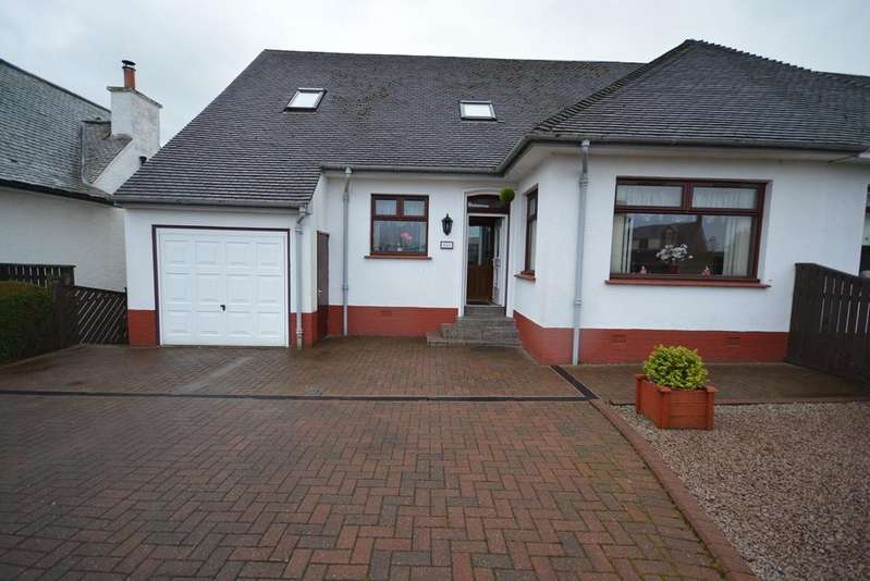 4 Bedrooms Bungalow for sale in Brewland Street, Galston, KA4