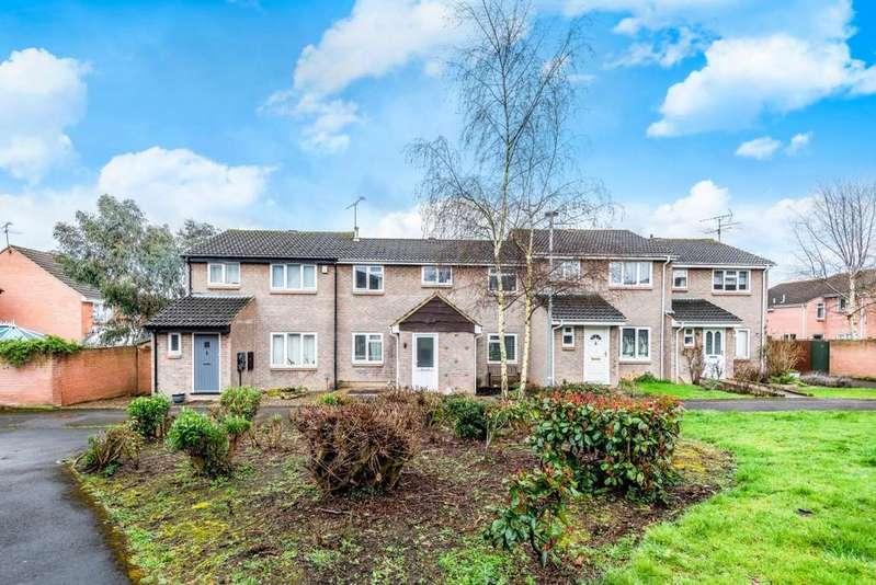 3 Bedrooms Terraced House for sale in Peacock Walk, Wokingham, RG41