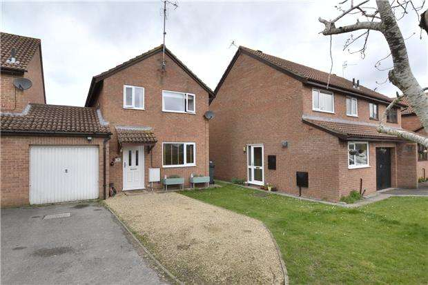 3 Bedrooms Detached House for sale in Vaisey Field, Whitminster, GLOUCESTER, GL2 7PT