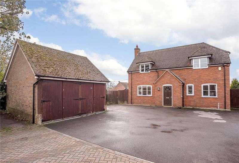 3 Bedrooms Detached House for sale in Chapel Court, Beedon, Newbury, Berkshire, RG20