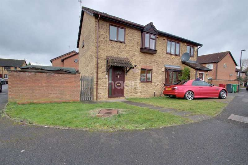 3 Bedrooms Semi Detached House for sale in Haig Drive, Slough