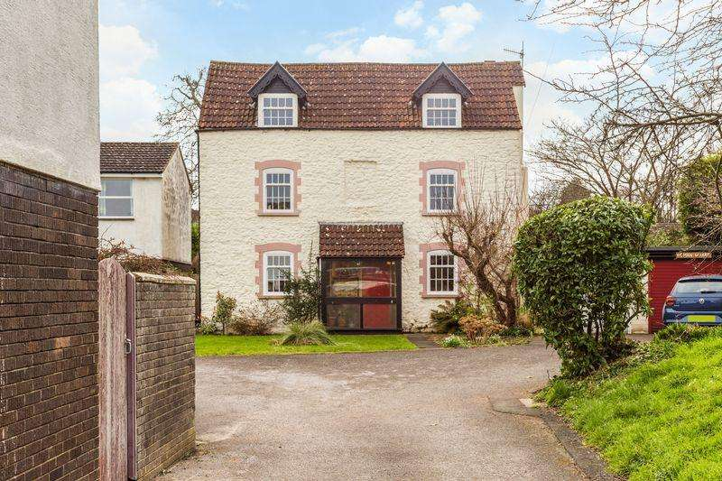 4 Bedrooms Detached House for sale in Harbour Wall, Bristol