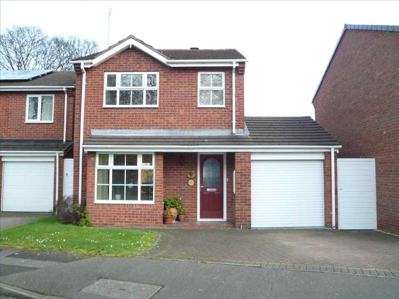 3 Bedrooms Detached House for sale in Tall Trees Close, Willenhall, Willenhall