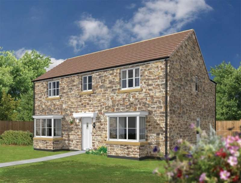 4 Bedrooms Property for sale in Plot 54 Tregony View (Mayfair) Probus Truro TR2 4TE