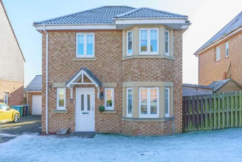 4 Bedrooms Detached House for sale in Rockbank Crescent, Glenboig