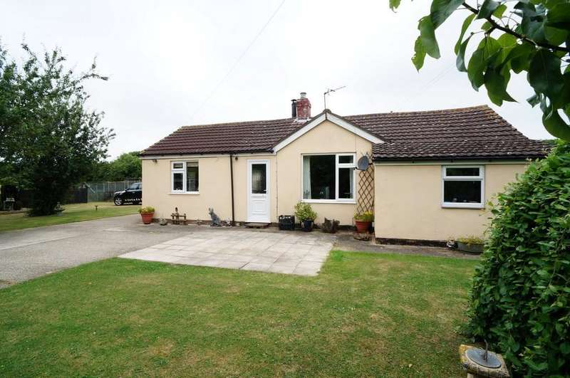 3 Bedrooms Detached Bungalow for sale in Horsington, Woodhall Spa