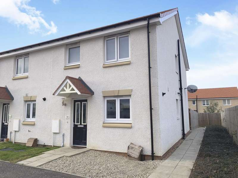 3 Bedrooms End Of Terrace House for sale in 14 Clark Avenue, Musselburgh, EH21 7BS