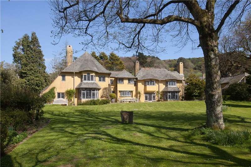 4 Bedrooms Detached House for sale in Morcombelake, Bridport, Dorset, DT6