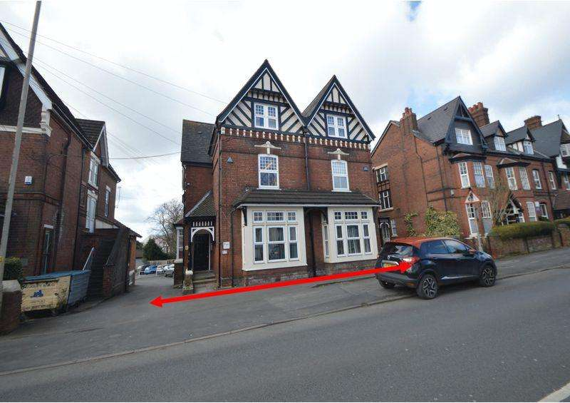 Block Of Apartments Flat for sale in Dixons Green Road, DUDLEY, DY2 7DJ