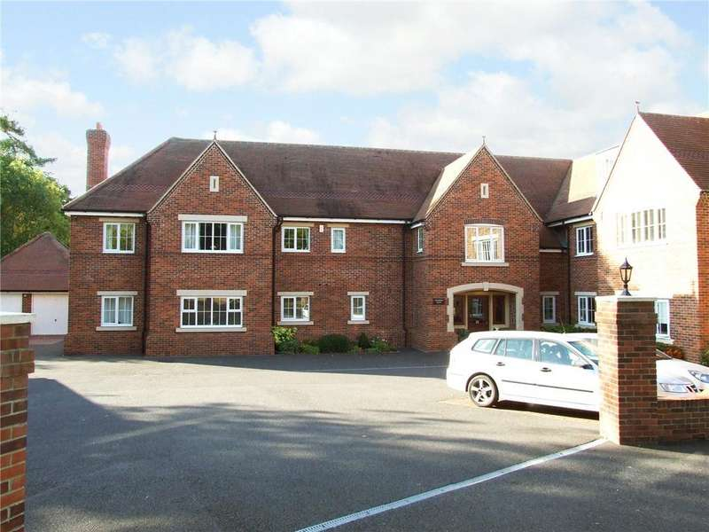 2 Bedrooms Apartment Flat for sale in Woodridge House, Woodridge, Newbury, Berkshire, RG14