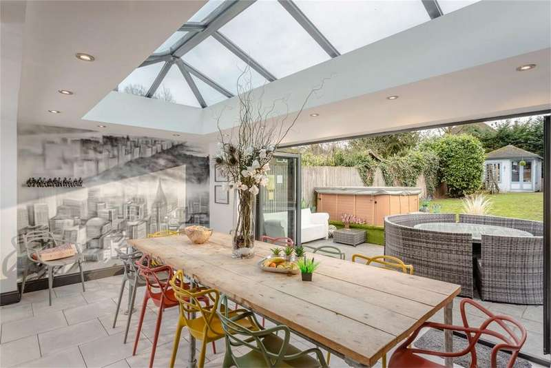 4 Bedrooms Detached House for sale in Park Road, Stansted Mountfitchet, Essex