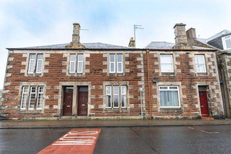 3 Bedrooms Terraced House for sale in 38 Whitehall, Maybole, KA19 7DR