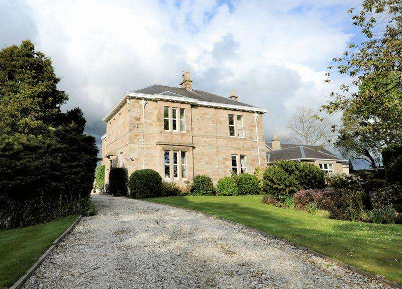 5 Bedrooms Detached House for sale in Drumbarr, by Ayr, KA6 6BN