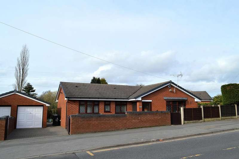 3 Bedrooms Bungalow for sale in Newmarket Road, Ashton-under-Lyne, OL7 9JW