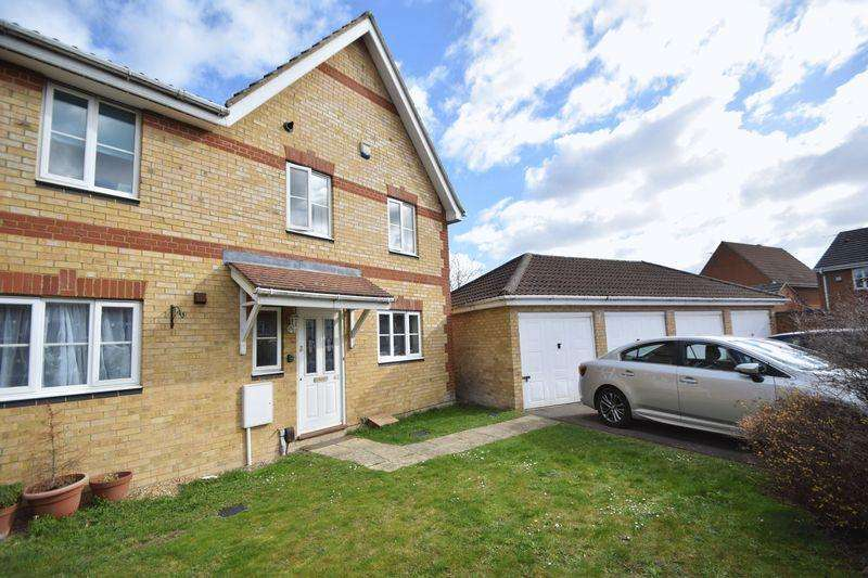 3 Bedrooms End Of Terrace House for rent in Coopers Way, Dunstable