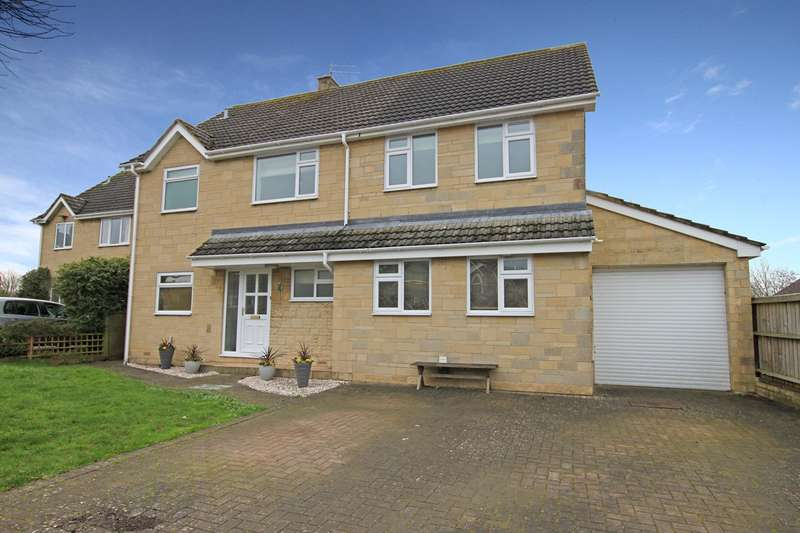5 Bedrooms House for sale in Tyning Road, Winsley, BA15