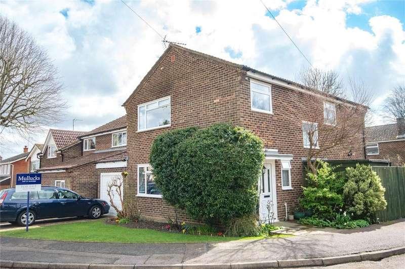 4 Bedrooms Detached House for sale in Marshbarns, Bishop's Stortford, Hertfordshire, CM23