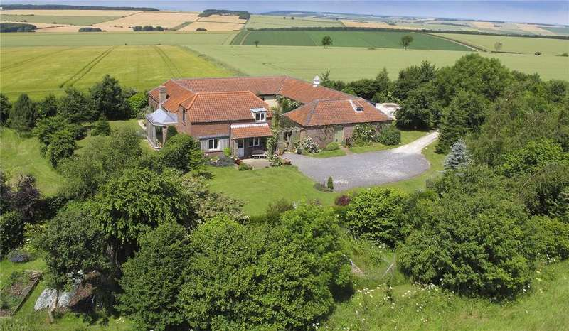 4 Bedrooms Barn Conversion Character Property for sale in Bridlington Road, Sledmere, Driffield, North Humberside