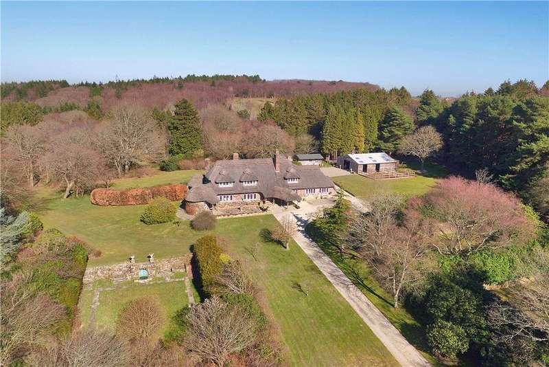 6 Bedrooms Detached House for sale in Darwell Hill, Netherfield, Battle, East Sussex, TN33