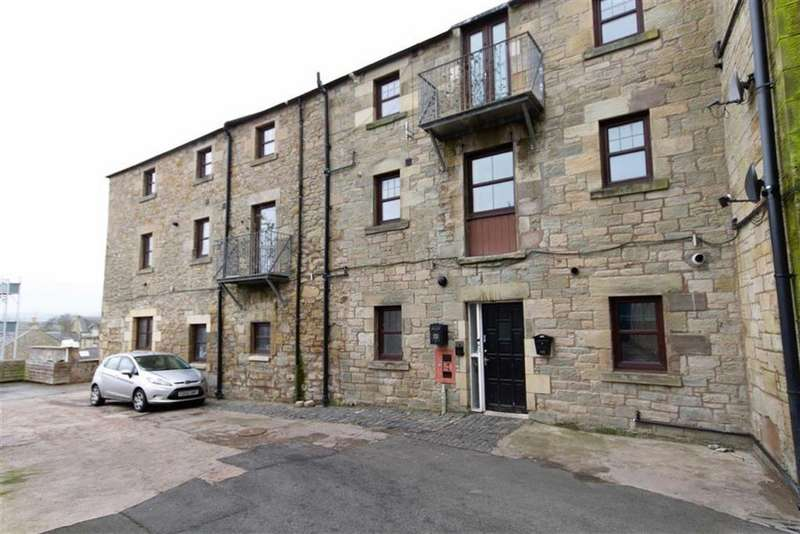 2 Bedrooms Flat for sale in Old Seed Mill, Coldstream, Berwickshire, TD12