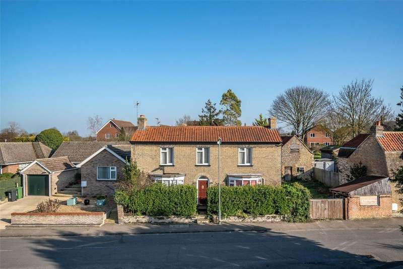 4 Bedrooms Detached House for sale in Apthorpe Street, Fulbourn, Cambridgeshire