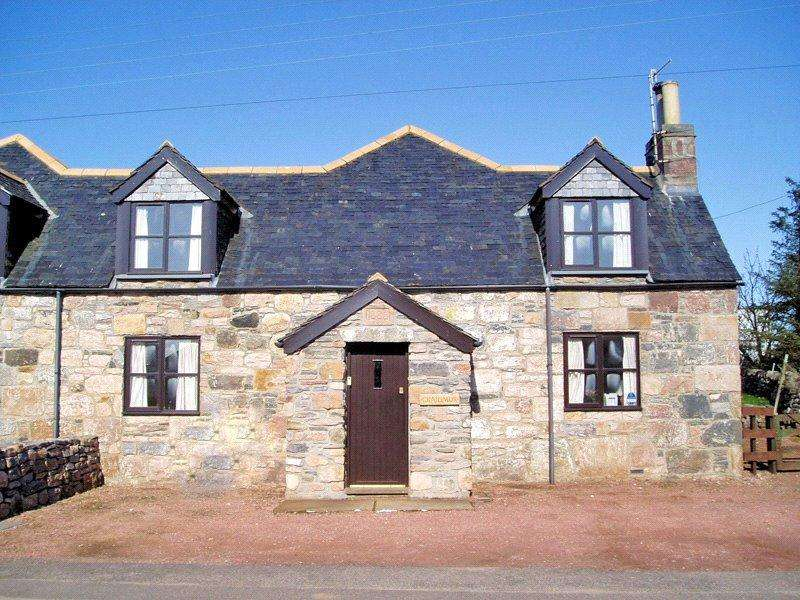 4 Bedrooms Semi Detached House for sale in Craigmor, Durine, Durness, Lairg, IV27