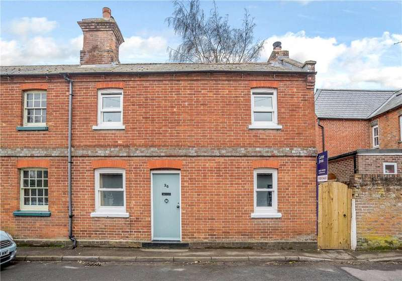 2 Bedrooms End Of Terrace House for sale in High Street, Kintbury, Hungerford, Berkshire, RG17