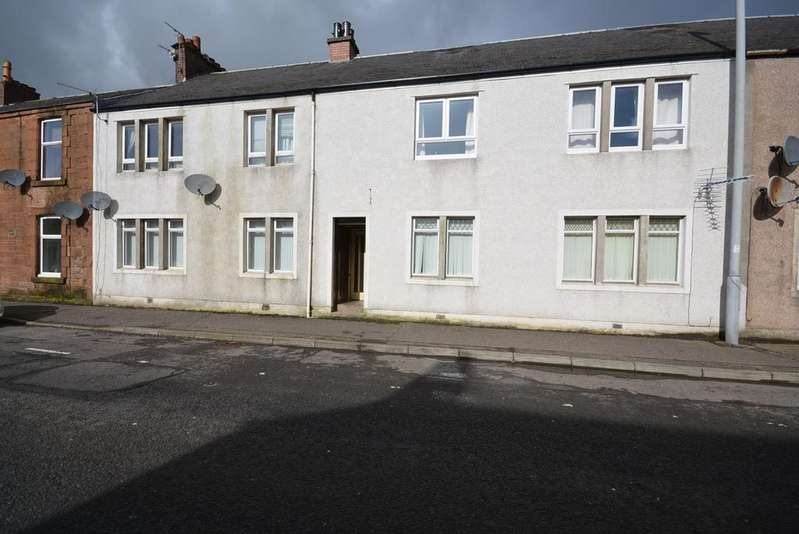 2 Bedrooms Flat for sale in West Main Street, Darvel, KA17