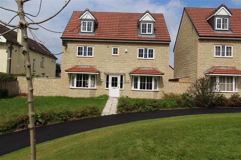 5 Bedrooms Detached House for sale in Sleep Lane, Whitchurch Village, Bristol