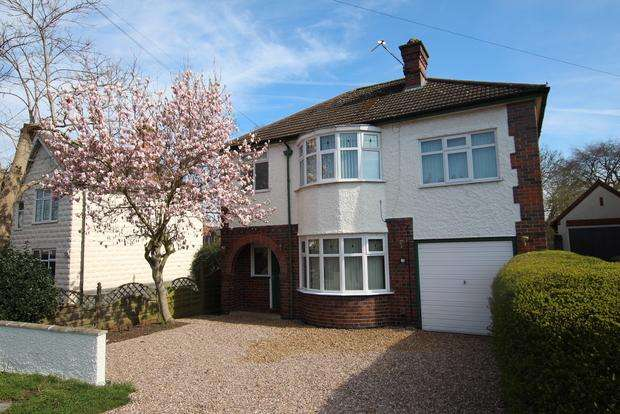 4 Bedrooms Detached House for sale in Fosse Way, Syston, LE7