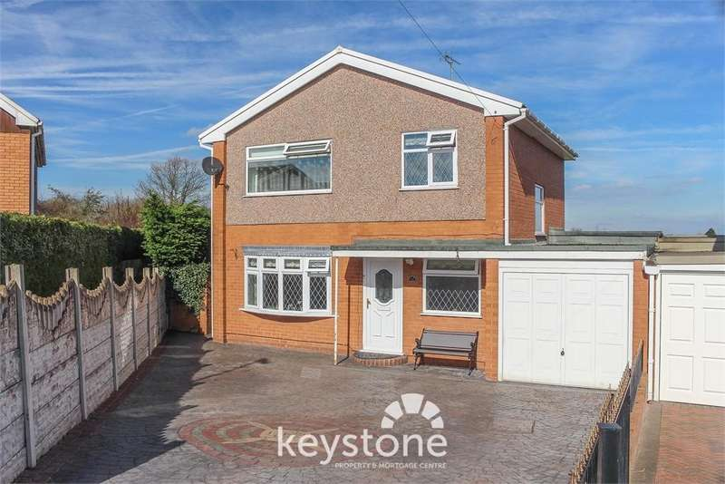 3 Bedrooms Detached House for sale in High Croft, Shotton, Deeside. CH5 1QZ