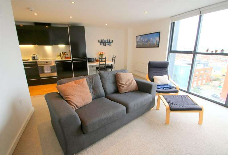 2 Bedrooms Apartment Flat for sale in Airpoint, Bedminster, BRISTOL, BS3