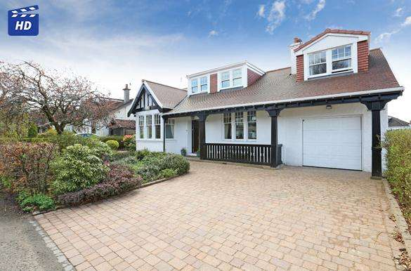 5 Bedrooms Detached House for sale in 7 Douglas Gardens, Bearsden, G61 2SJ
