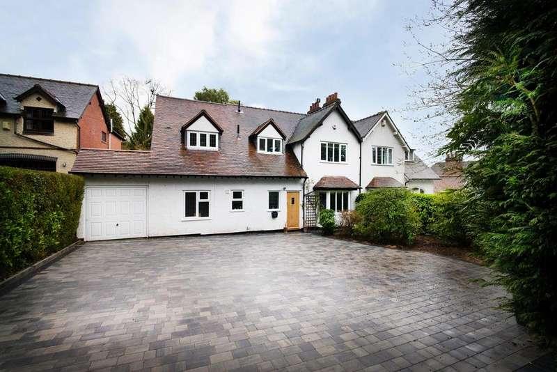 4 Bedrooms House for sale in Barnt Green Road, Cofton Hackett, Birmingham