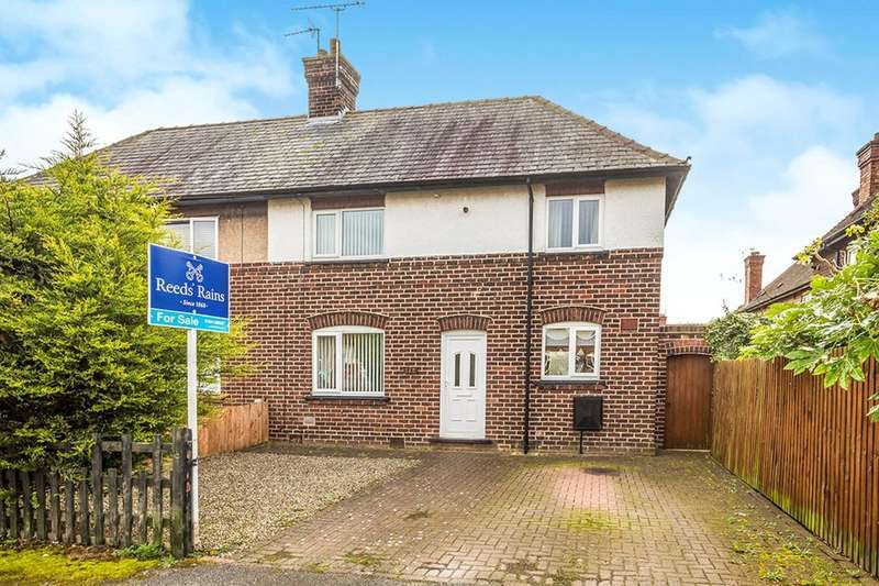 3 Bedrooms Semi Detached House for sale in St. Marks Road, Chester, CH4