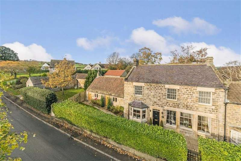 4 Bedrooms Semi Detached House for sale in High Street, Hampsthwaite, North Yorkshire