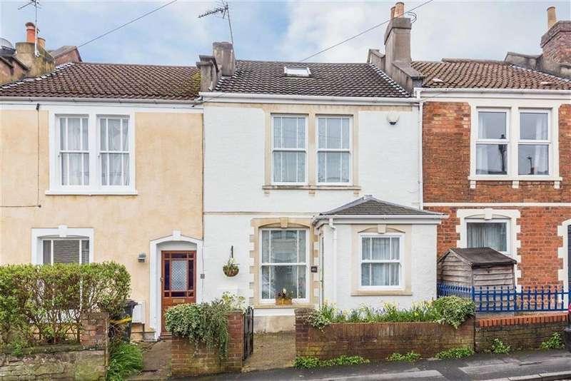 3 Bedrooms Terraced House for sale in Melbourne Road, Bishopston, Bristol