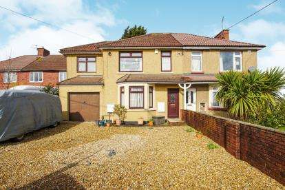 4 Bedrooms Semi Detached House for sale in Lansdown Road, Kingswood, Bristol