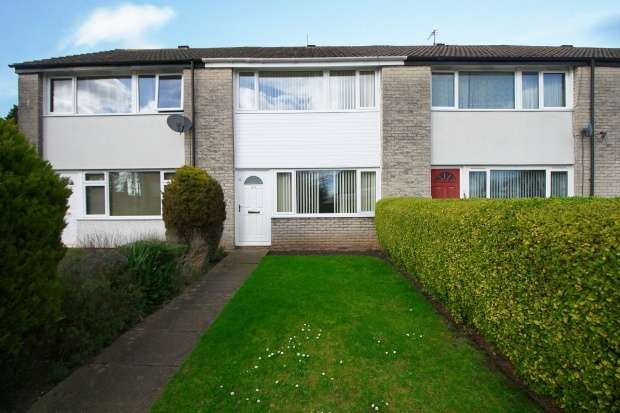 3 Bedrooms Terraced House for sale in Esk Road, Cheshire West And Chester, Cheshire, CW7 3JJ