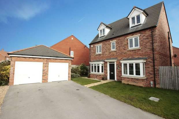 5 Bedrooms Detached House for sale in Windsor Park, Hull, North Humberside, HU7 3AA