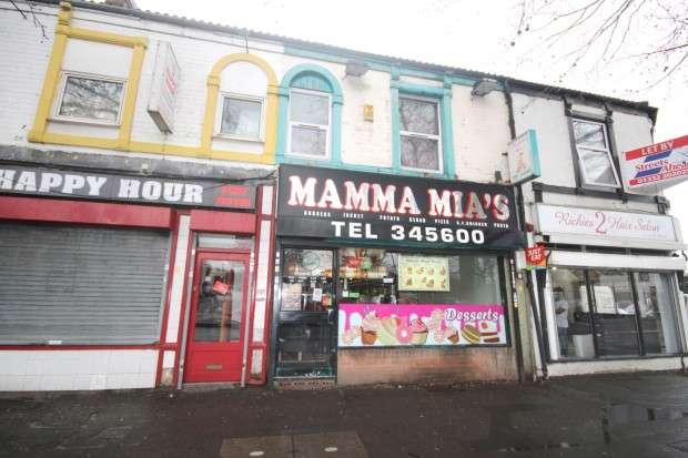 1 Bedroom Restaurant Commercial for sale in London Road, Derby, DE1