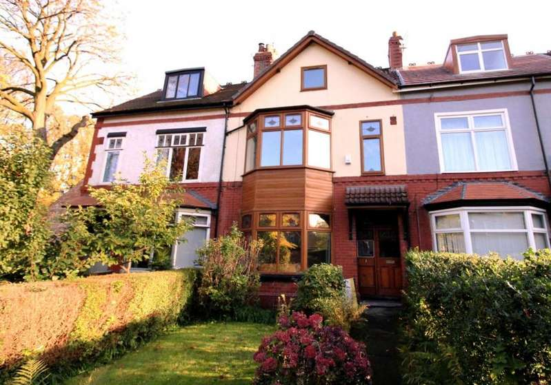 4 Bedrooms Semi Detached House for rent in Whalley Road, Whalley Range, M16
